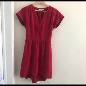 Cranberry Res Madewell Dress